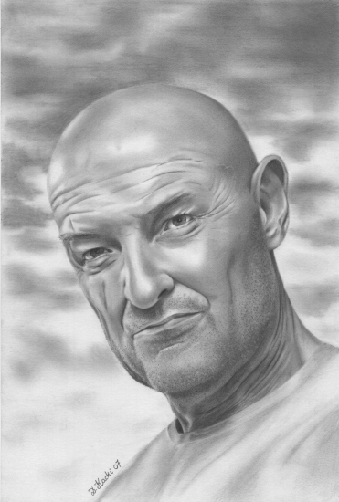 Terry O'Quinn by DelphineK